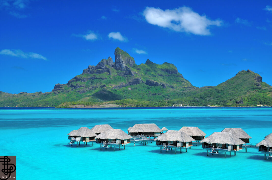 DL2A Four Seasons Bora Bora